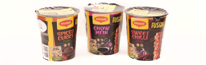 Maggi Fusion Noodle Pots