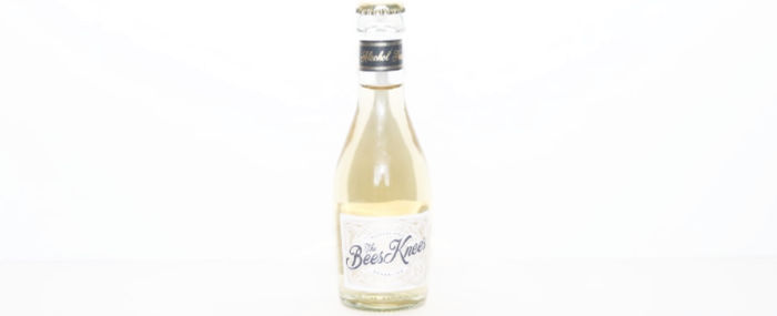 The Bees Knees Non Alcoholic Sparkling Wine