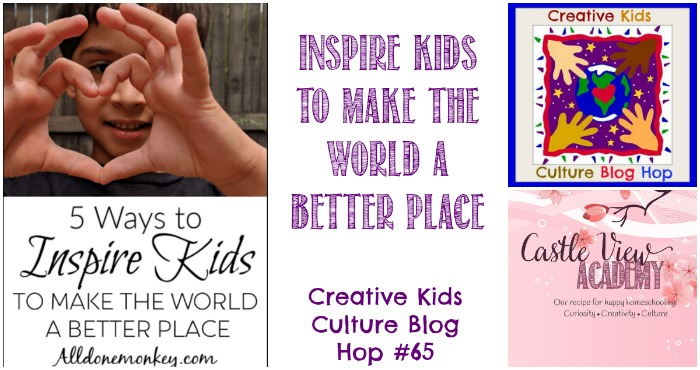Inspire Kids to Make the World a Better Place with CKCBH at Castle View Academy homeschool