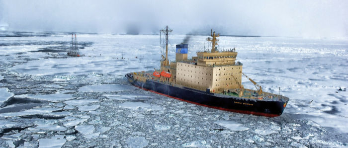 Arctic explorers discussed while homeschooling without heat