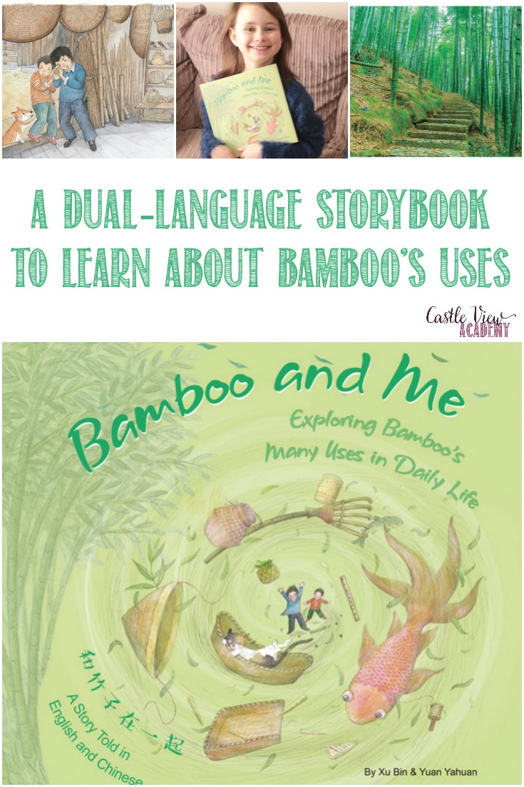 Bamboo and Me reviewed by Castle View Academy homeschool