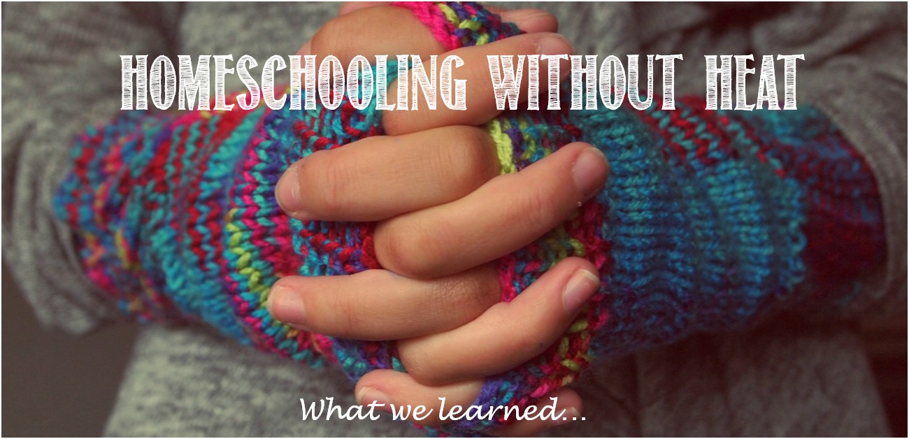 How to homeschool without heat with Castle View Academy