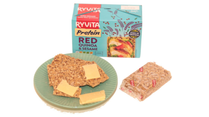Ryvita review by Castle View Academy homeschool