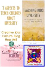 Teaching children about diversity, ckcbh at Castle View Academy
