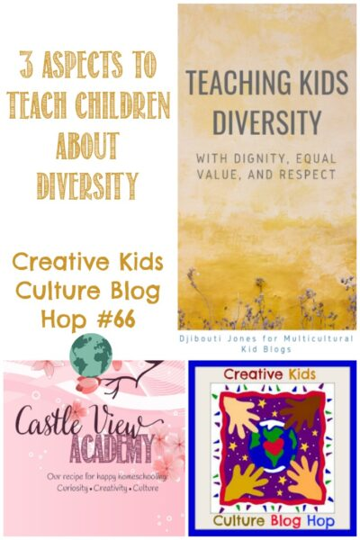 Teaching children about diversity, ckcbh at Castle View Academy
