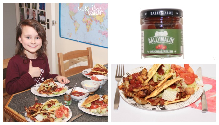 Ballymaloe original relish reviewed by Castle View Academy homeschool