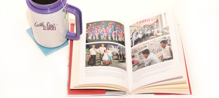 Castle View Academy homeschool reading North Korea Confidential