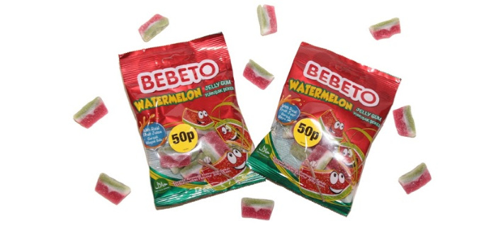 Castle View Academy reviews Bebeto Watermelon Jelly Gums