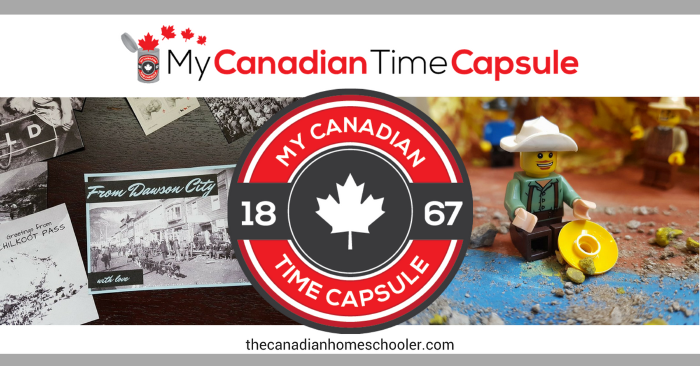 Canadian Time Capsule subscription
