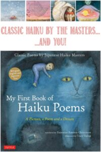 My First Book of Haiku Poems by the masters and you, Castle View Academy homeschool review