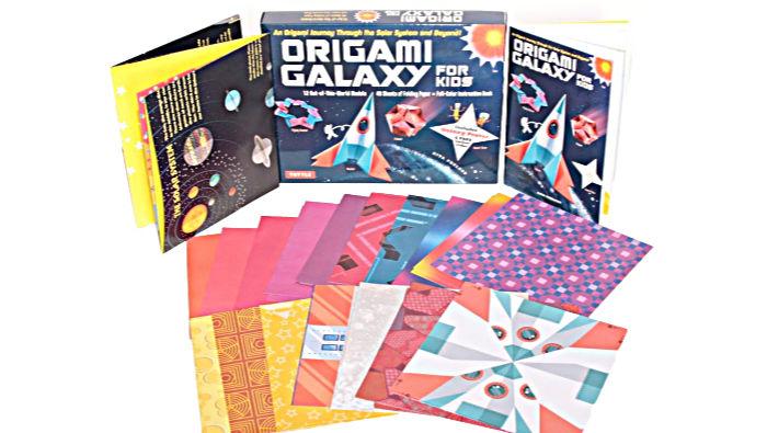 Origami Galaxy contents