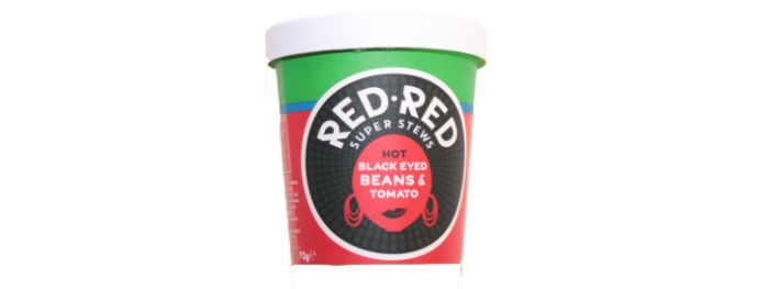 Red Red Super Stew's Black Eyed Beans & Tomato
