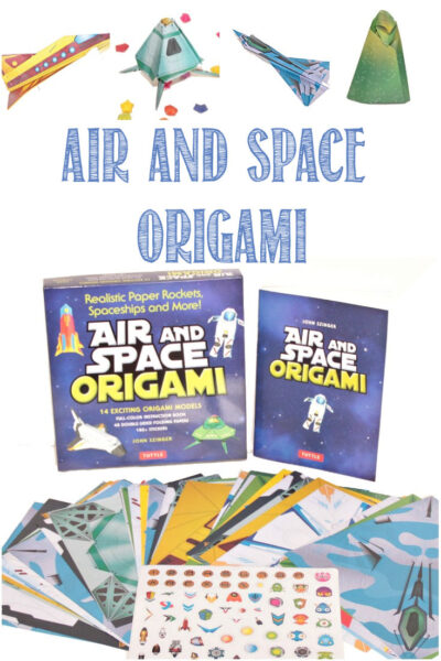 Air and Space Origami reviewed by Castle View Academy
