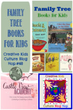 Family Tree Books For Kids CKCBH at Castle View Academy homeschool