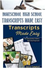 Homeschool Transcripts Made Easy, a review by Castle View Academy homeschool