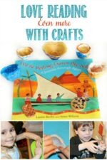 Love Reading even more with crafts! Fun extension ideas for We're Sailing Down The Nile with Castle View Academy homeschool