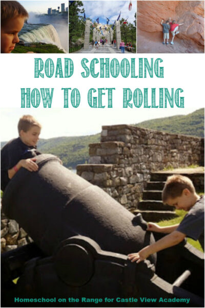 Road Schooling - How To Get Rolling with Gypsy Road School