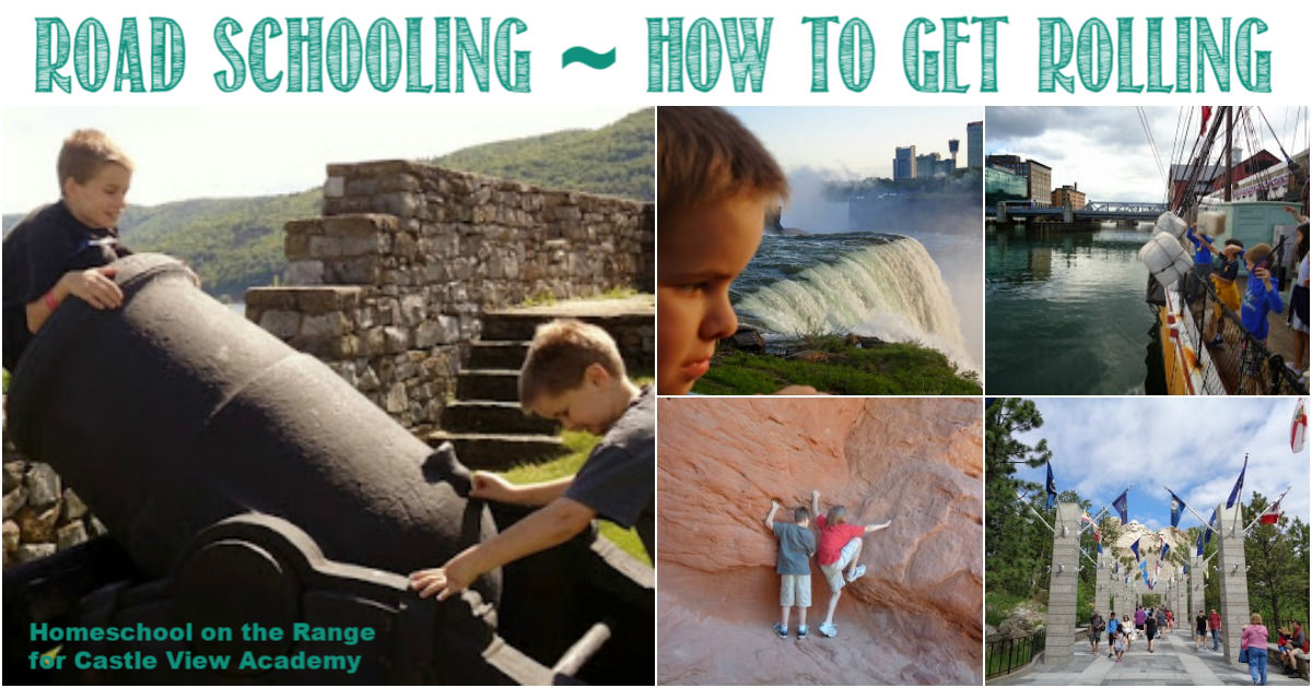 Road Schooling - How To Get Rolling