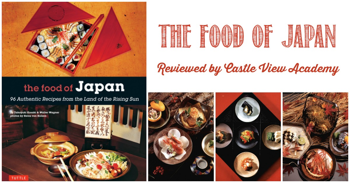 The Food of Japan Reviewed by Castle View Academy