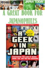 A Geek in Japan - A Great Book For Japanophiles reviewed by Castle View Academy homeschool