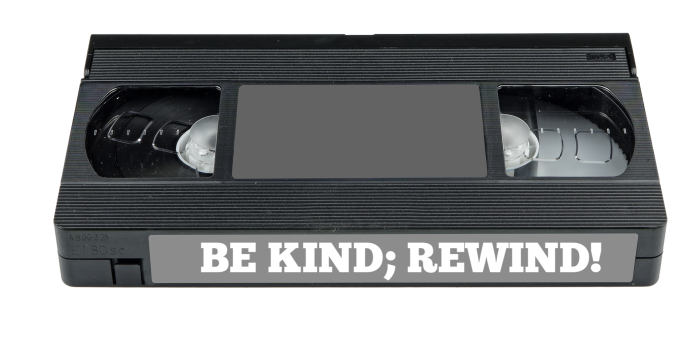 Be kind, rewind - phrases no longer heard at Castle View Academy homeschool