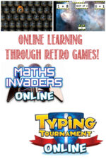 Castle View Academy reviews EdAlive Maths Invaders and Typing Tournament
