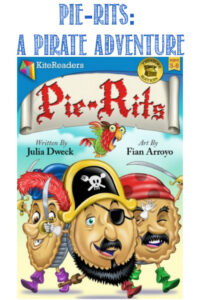Pie-Rits, A Pirate Adventure reviewed by Castle View Academy homeschool