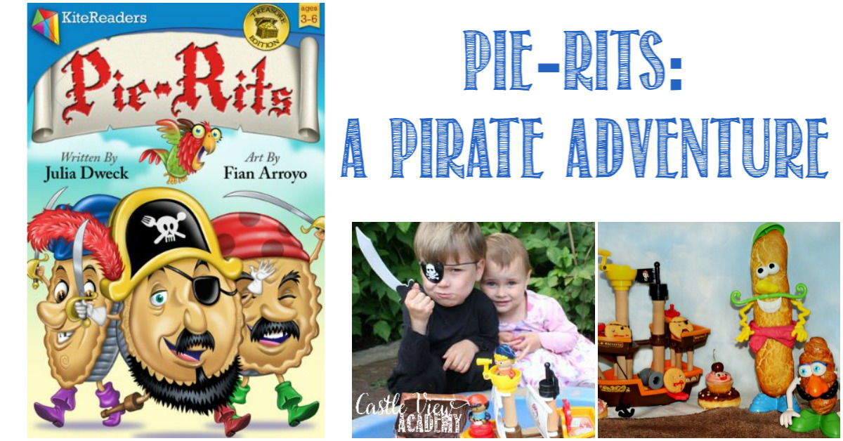 Pie-Rits, A Pirate Adventure reviewed by Castle View Academy