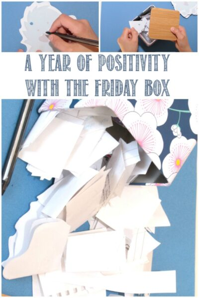A Year of Positivity With The Friday Box