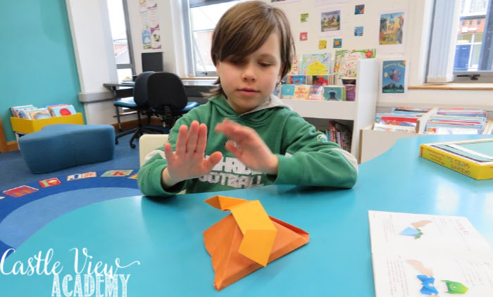Balancing Act with Castle View Academy homeschool