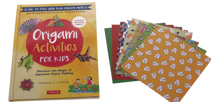 Origami Activities For Kids Contents