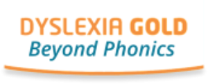 Dyslexia Gold Logo