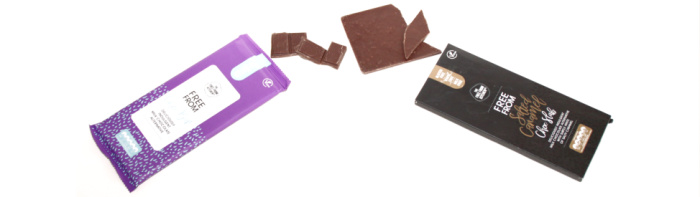 Free From Kitchen Chocolate bars