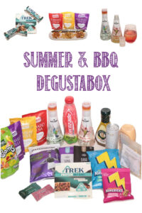 Summer & BBQ Degustabox Reviewed by Castle View Academy homeschool