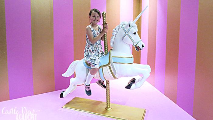 Unicorn at JoyLab Regina