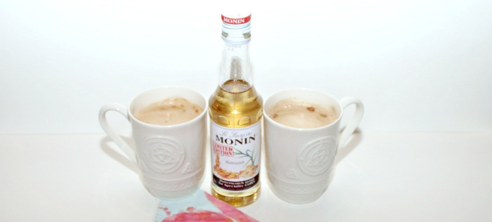 MONIN Butterscotch Coffee Syrup