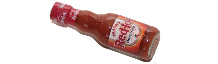 RedHot Cayenne Pepper sauce