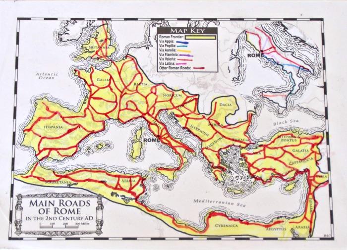 Roman mapping
