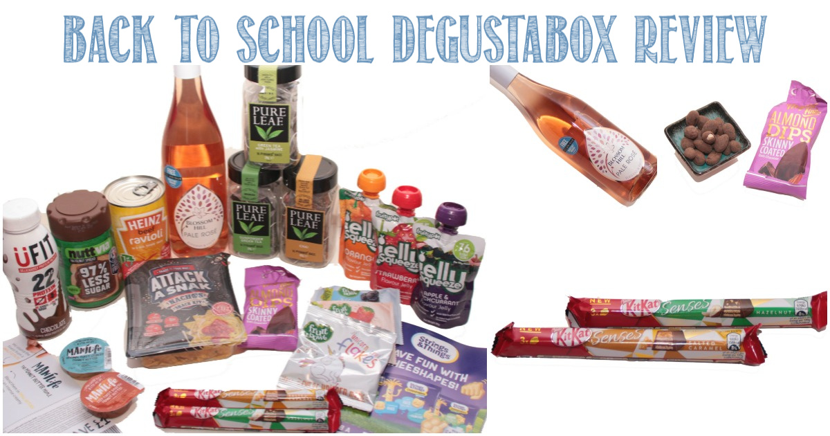 Back to school Degustabox review (1)