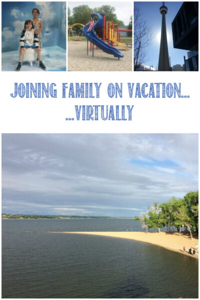 Joining Family on Vacation Virtually, a how-to with Castle View Academy