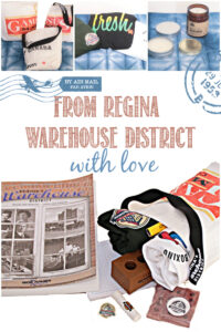Regina Warehouse District and Castle View Academy homeschool