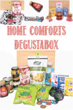 Home Comforts Degustabox reviewed by Castle View Academy