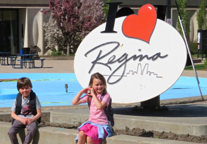 I Heart Regina with Castle View Academy homeschool