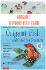 Origami Window Fish Tank at Castle View Academy homeschool