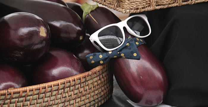 Regina Farmers' Market Funky Eggplant