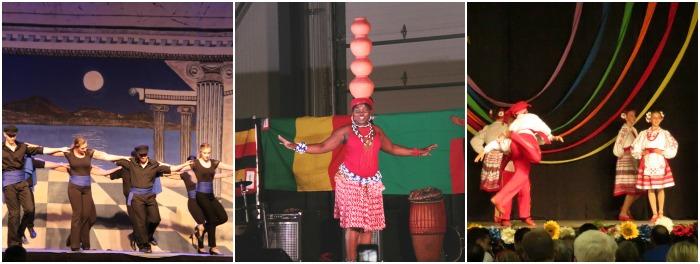 Regina Mosaic Cultural Festival
