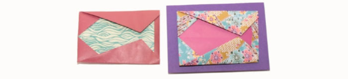 origami Fish Silhoutettes