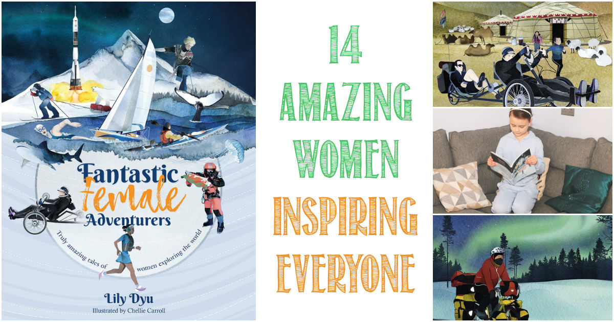 Fantastic Female Adventurers reviewed by Castle View Academy