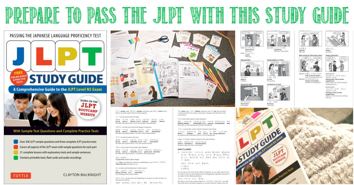 JLPT Study Guide Reviewed by Castle View Academy