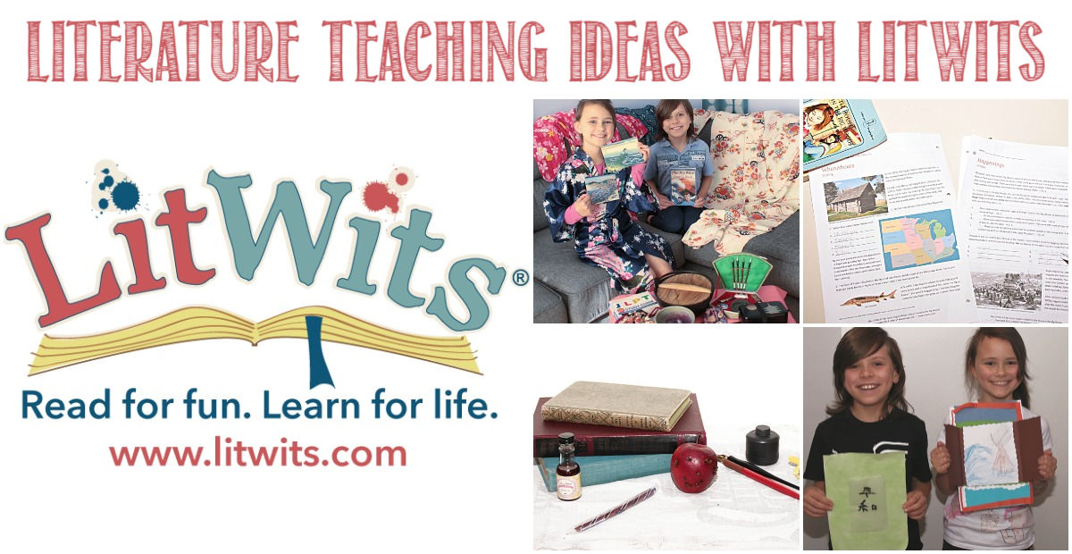 Literature Teaching Ideas with LitWits, reviewed by Castle View Academy